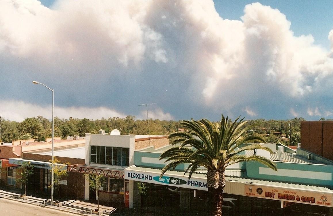 Blaxland Smoke