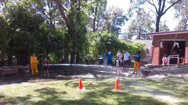 Mt Riverview Rural Fire Brigade Open Day 2016